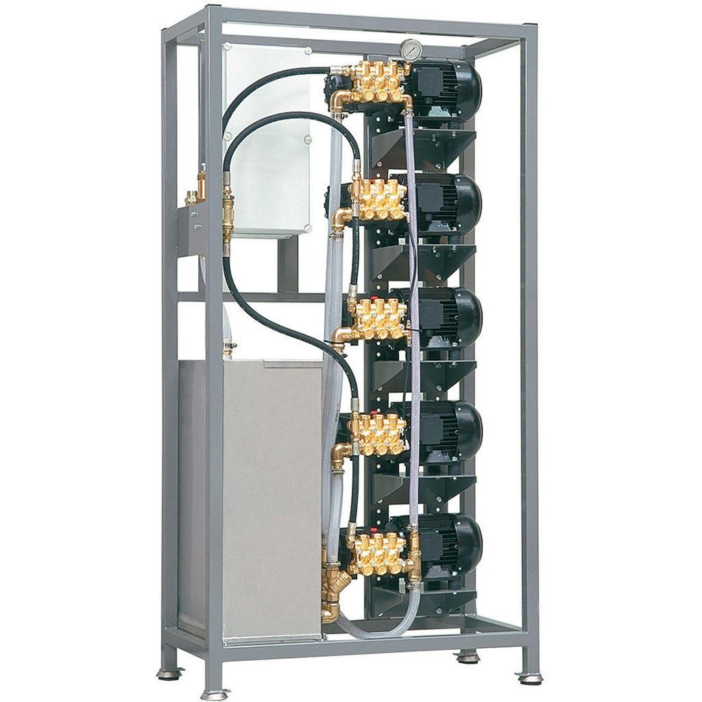 Alcon Pumpstation