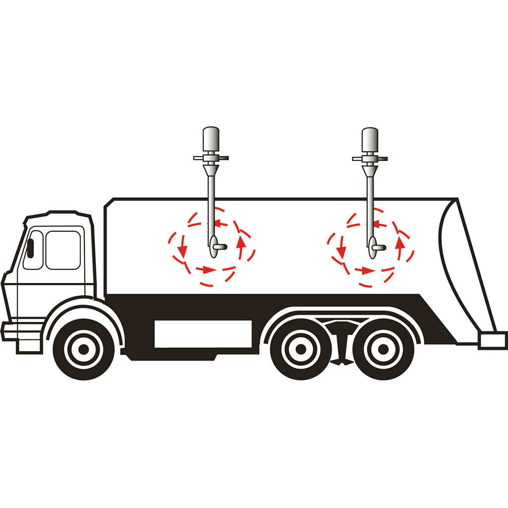 Tankrengöringsrobot