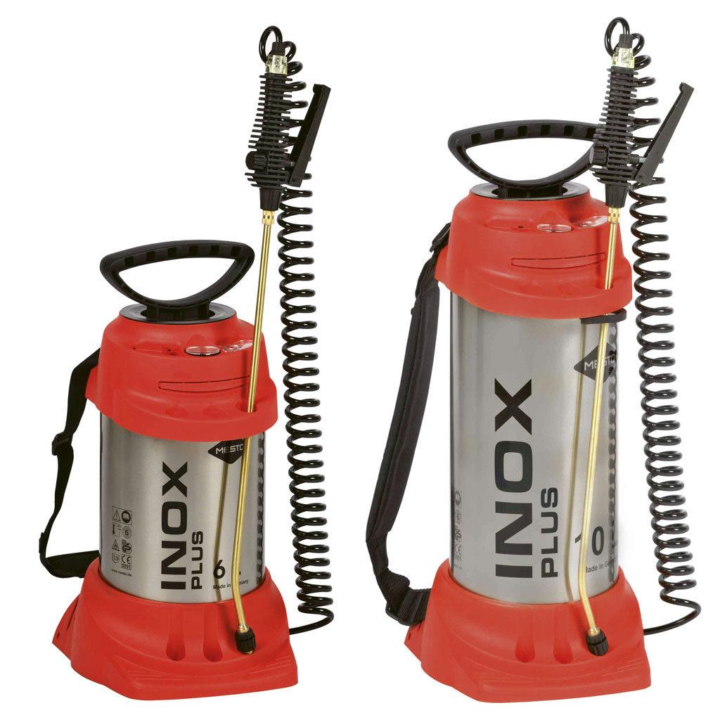 Mesto Inox Plus/Inox Extreme