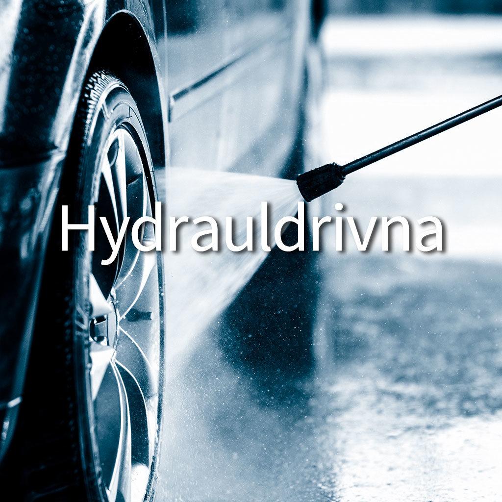 Hydrauldrivna