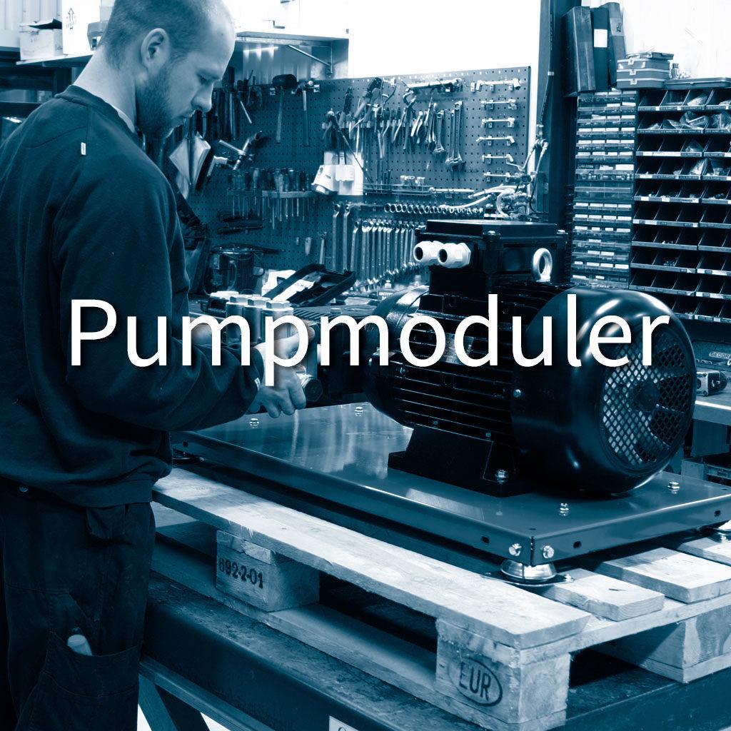 Pumpmoduler