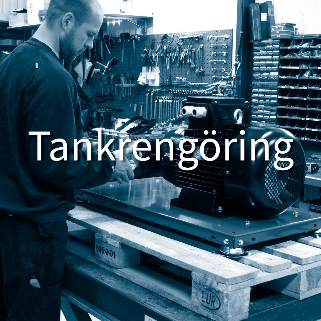 Tankrengöring